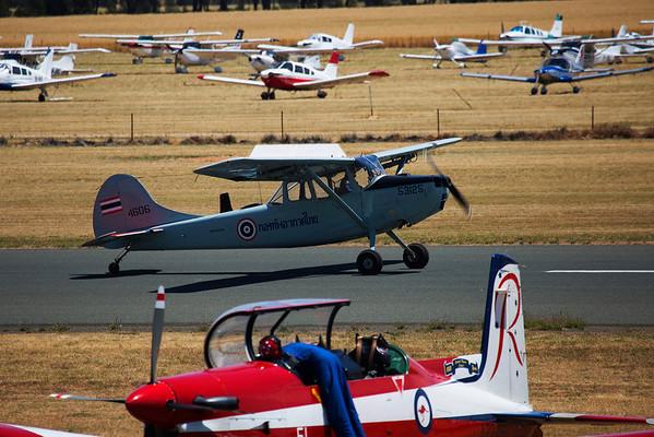 Cessna O-2A & O-1A Bird Dog