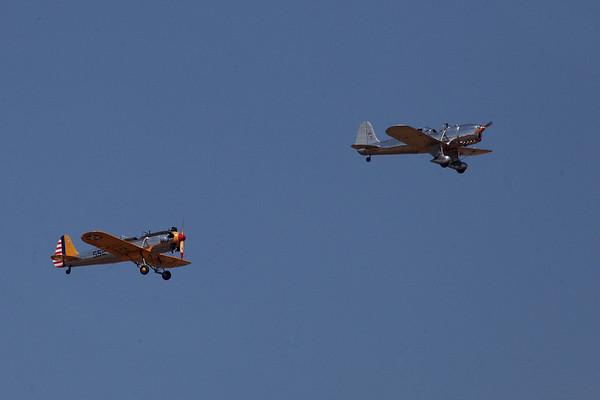 Temora Warbirds Downunder 2011