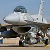 "USAF Thunderbirds F-16 Fighting Falcon 'Viper""  at Lockheed Martin, Dallas TX - ISAP event 08"