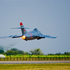 MIG-17F at Forth Worth Alliance Airshow 08