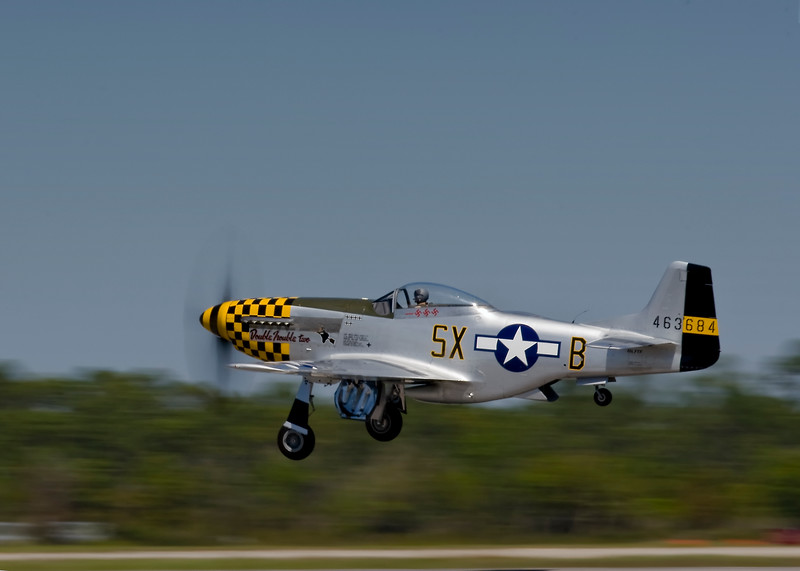 """P-51 Mustang """"Double Trouble Two"""""""
