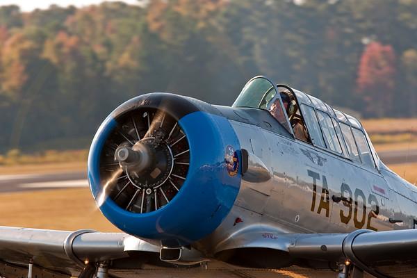 T-6 Texan/SNJ/Harvards