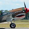 "P-40 Warhawk<br /> ""The Jacky C."""
