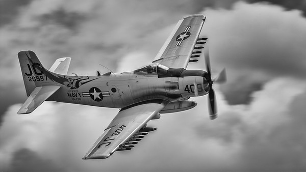 Skyraider #2
