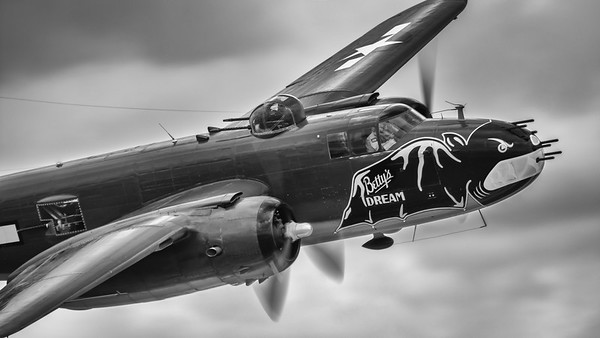 "B-25 Mitchell ""Betty's Dream"""