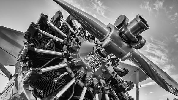 Radial Engine