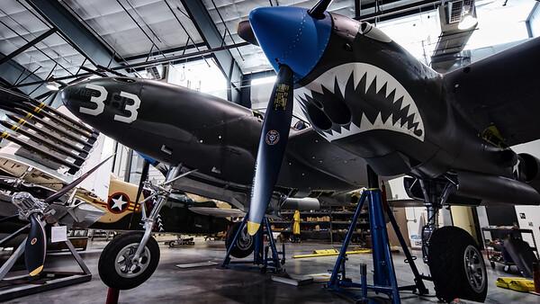 "P-38 ""White 33"""