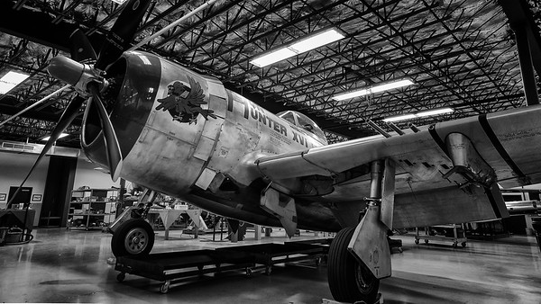 P-47 Hun Hunter