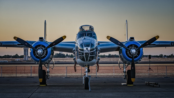 "B-25 Mitchell ""Old Glory"""