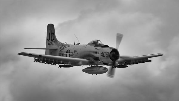 Skyraider #1
