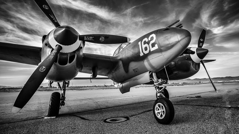 P-38 Lightning #2