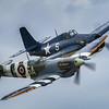 Wildcat and Spitfire
