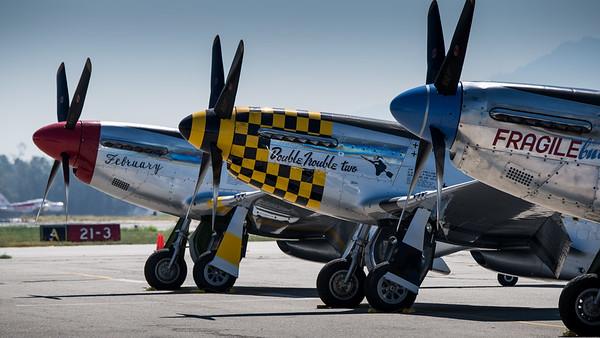 P-51 Line Up