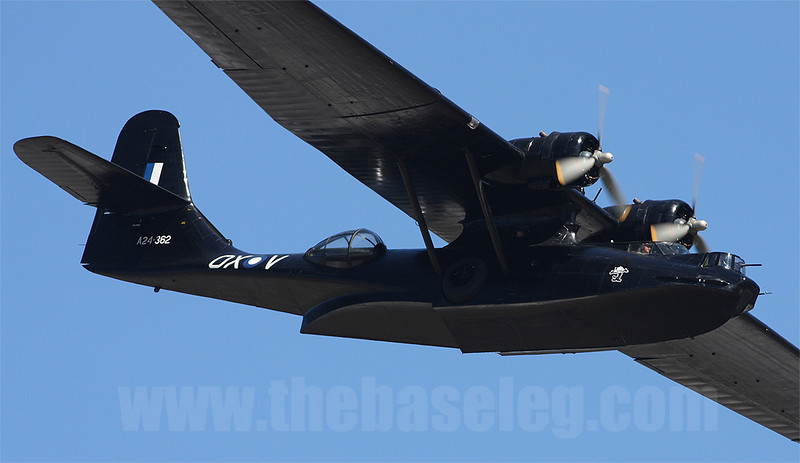 Consolidated PBY-6A Catalina VH-PBZ of the Historical Aircraft Restoration Society