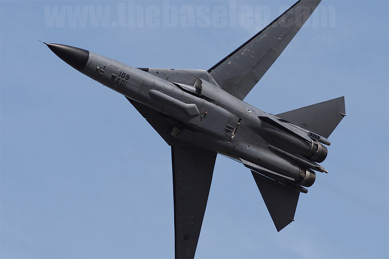 The last RAAF F-111s will be retired in December 2010