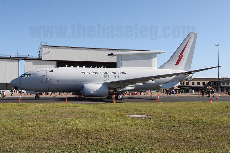 RAAF Wedgetail AEW A30-004