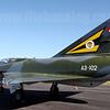 Fighter World Museum's Mirage IIID A3-102