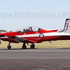 Pilatus PC-9A A23-058 of the RAAF's Roulette's display team