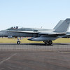 RAAF 75 Sqn F/A-18A Hornet A21-23. 75 Sqn is based at RAAF Tindal, Northern Territory