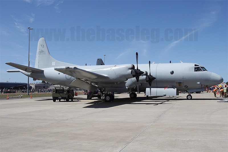 RAAF AP-3C Orion A9-658
