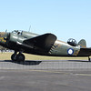 Lockheed Hudson VH-KOY of the Temora Aviation Museum. The only flying example in the world.