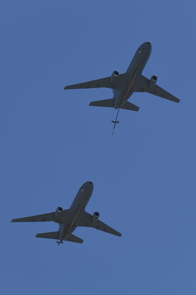 USAF KC-10A at Travis AFB Air Show