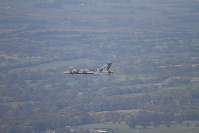 XH558 Farewell Tour (Northern), 10th October 2015