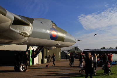 XH558 Farewell Tour (Southern), 11th October 2015