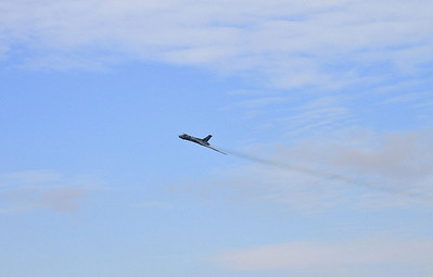 XH558 over Rutland Water - 11/10/15.