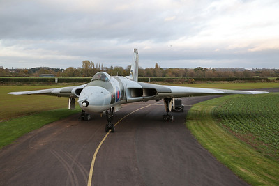 Avro Vulcan B.2, XM655 - 28/10/17