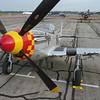 P-51 Mustang - Thunder over MI - Aug 2015