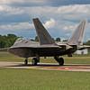 F22 Raptor - Thunder over MI - Aug 2016