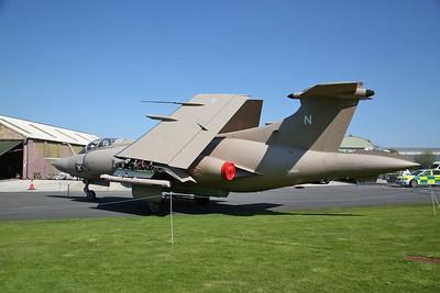 ex-RAF Blackburn Buccaneer S.2B, XX901 - 06/05/18