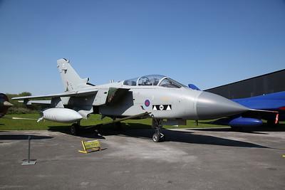 ex-RAF Panavia Tornado GR.4, XZ631 - 06/05/18