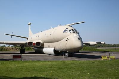 ex-RAF BAe Nimrod MR2, XV250 - 06/05/18