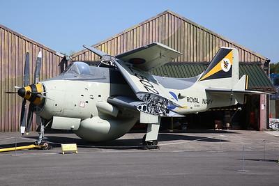 ex-RN Fairey Gannet AEW.3, XL502 - 06/05/18