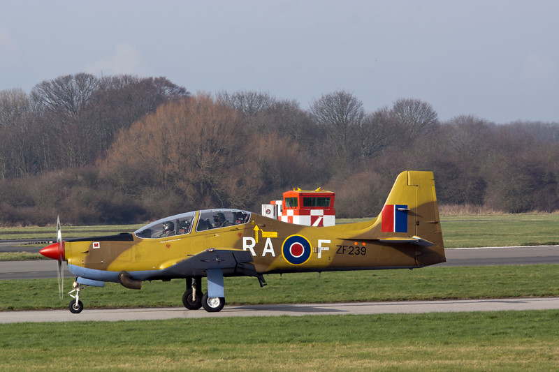 Tucano T1, 2013 Display