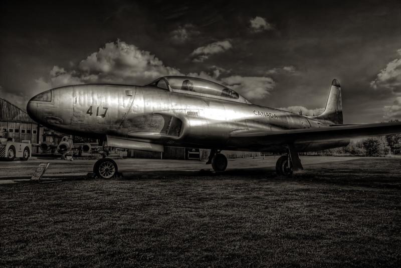 Lockheed Canadair Silver Star T133