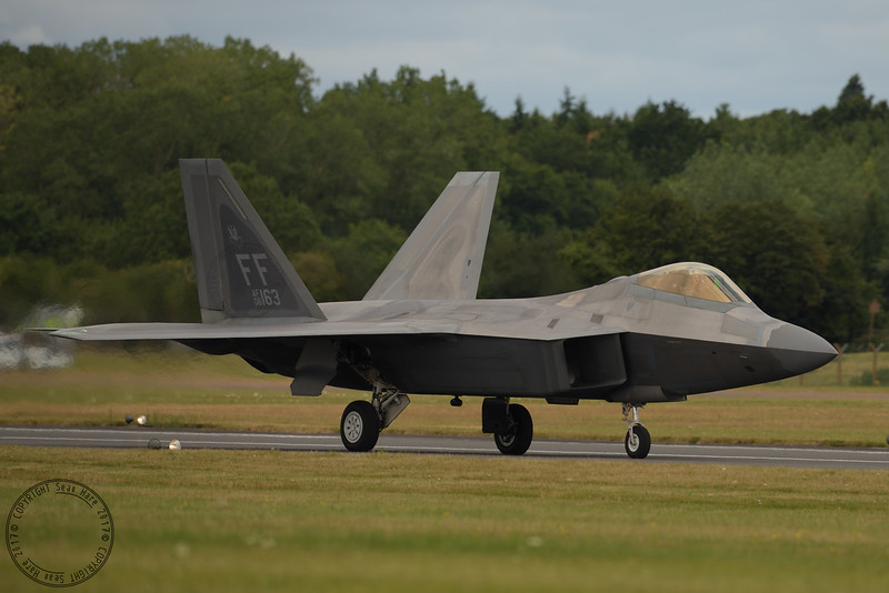 United States Air Force F-22A Raptor