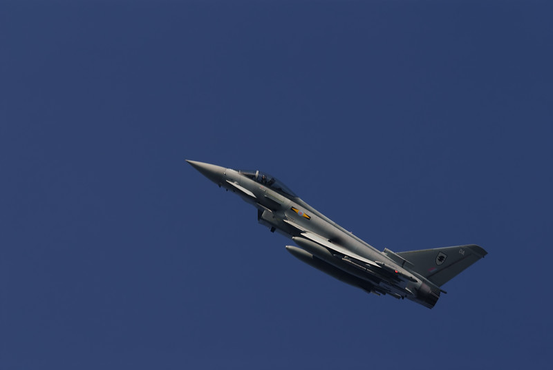 Eurofighter Typhoon F2