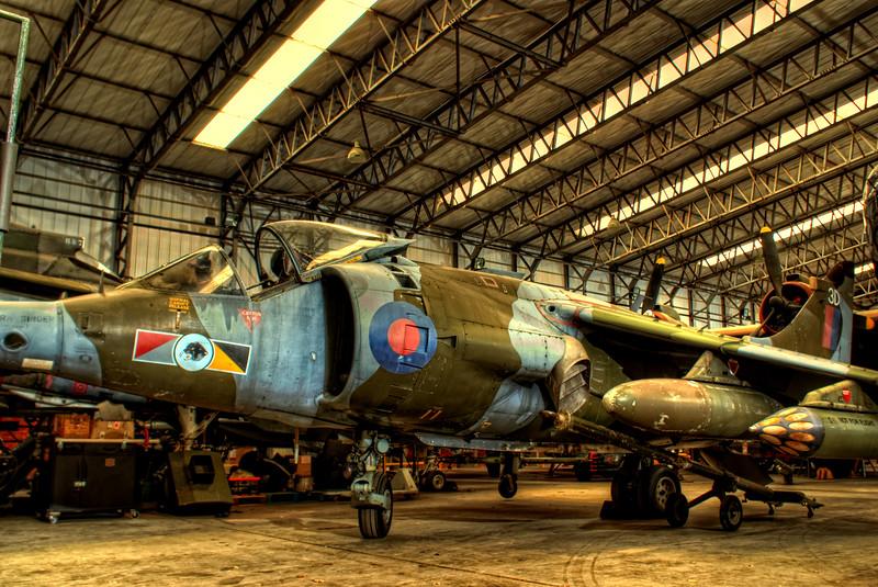 Hawker Harrier G.R.3 XV748