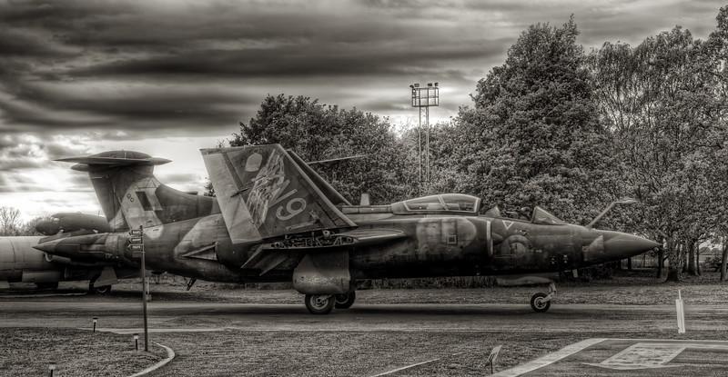 Hawker Siddeley Buccaneer S2B