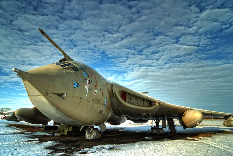 Handley Page Victor K.2 XL231 (Lusty Lindy)