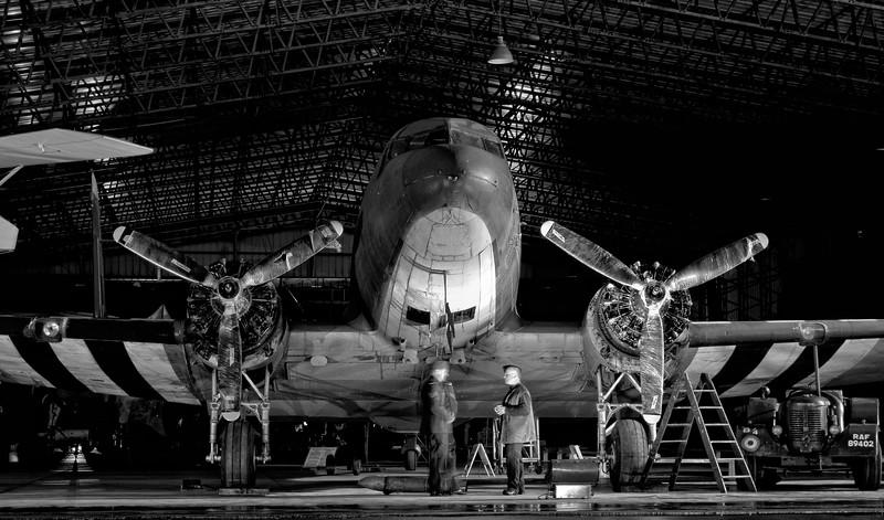 Douglas Dakota IV C-47B-25-DK KN353 G-AMYJ