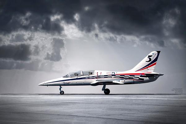 L-39 Albatros Jet - Reno, Nevada