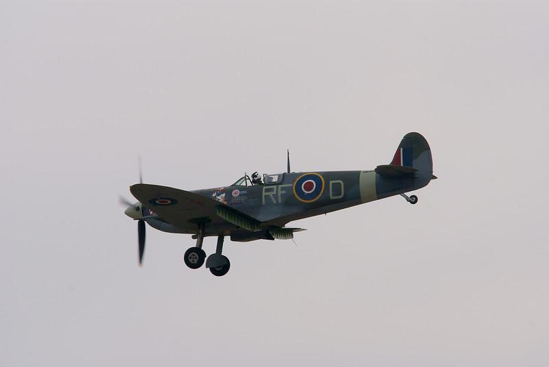 BBMF Spitfire Mk Vb - RAF Coningsby