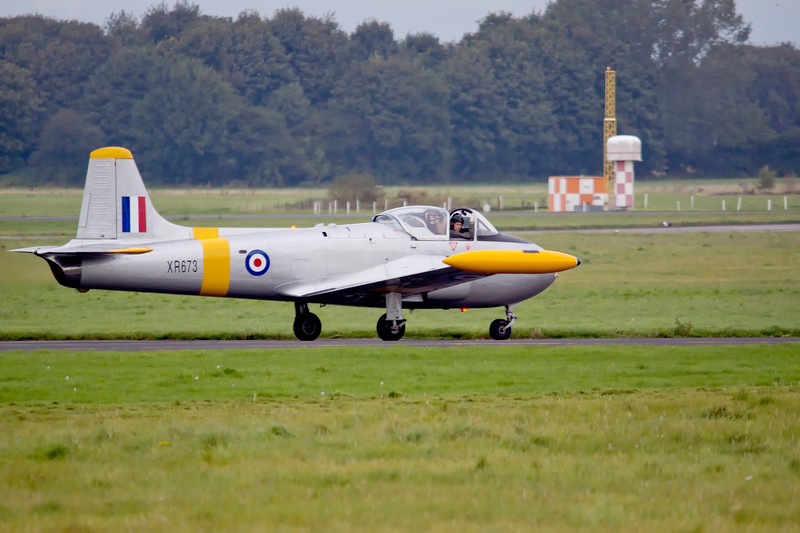 Hunting Jet Provost T.4
