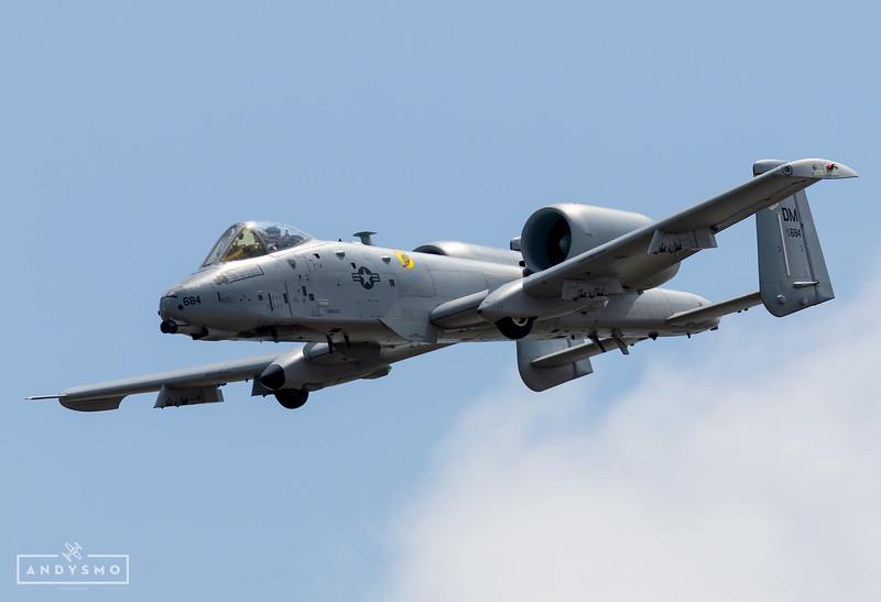A-10 Attach Run