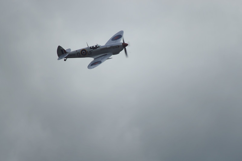 RAF BBMF Spitfire MK356 (Mk LFIXe)