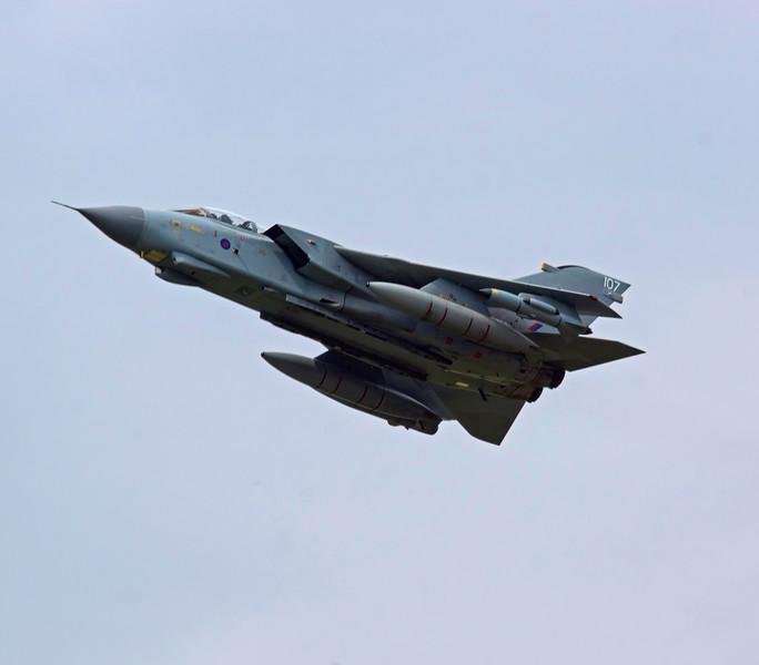 Tornado GR4 ZD844 from RAF Lossiemouth